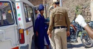 Sikh Nihang cut hands