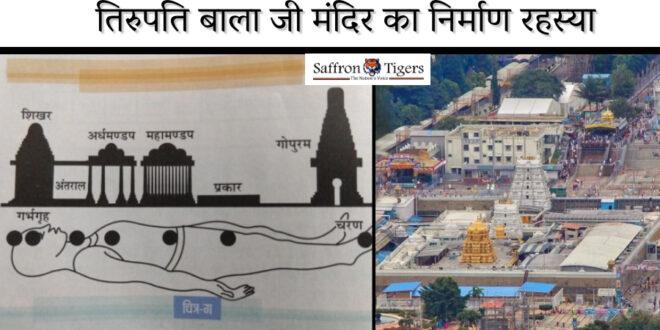 Hindu temple construction secret