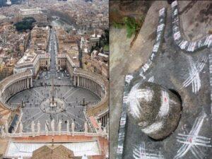 प्राचीन रोम में सनातन धर्म को पूजा जाता था ?  आइये जानते है क्या समानता है