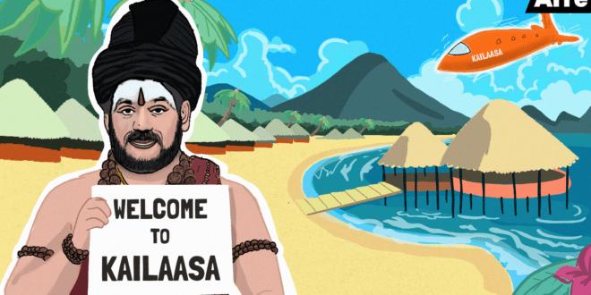 Nityanand Island kailasa country – नित्यानंद के कैलासा पहला हिंदू राष्ट्र देश