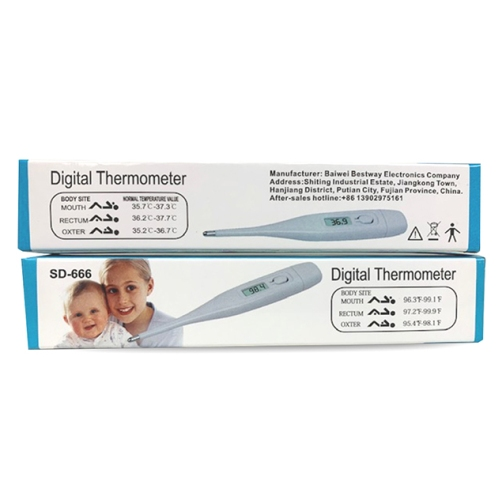 Digital Thermometer 2
