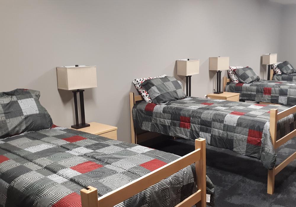 Living Quarters Bedroom