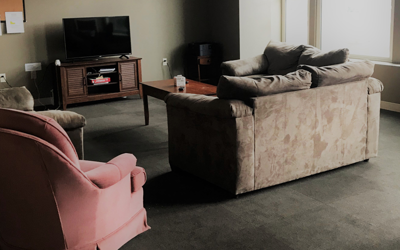 Downtown Living Room