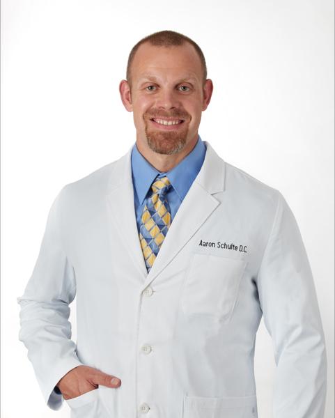 Dr Aaron Schulte