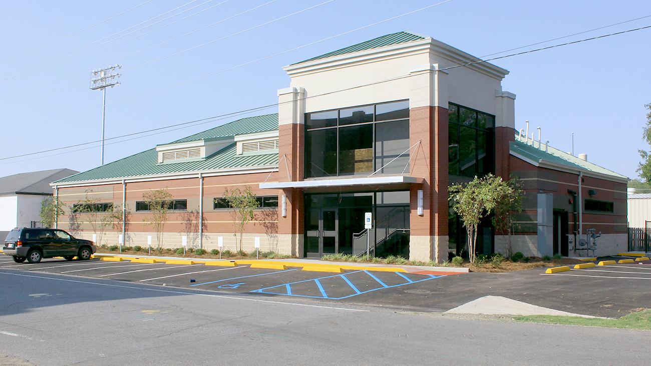 Neville High School Field House