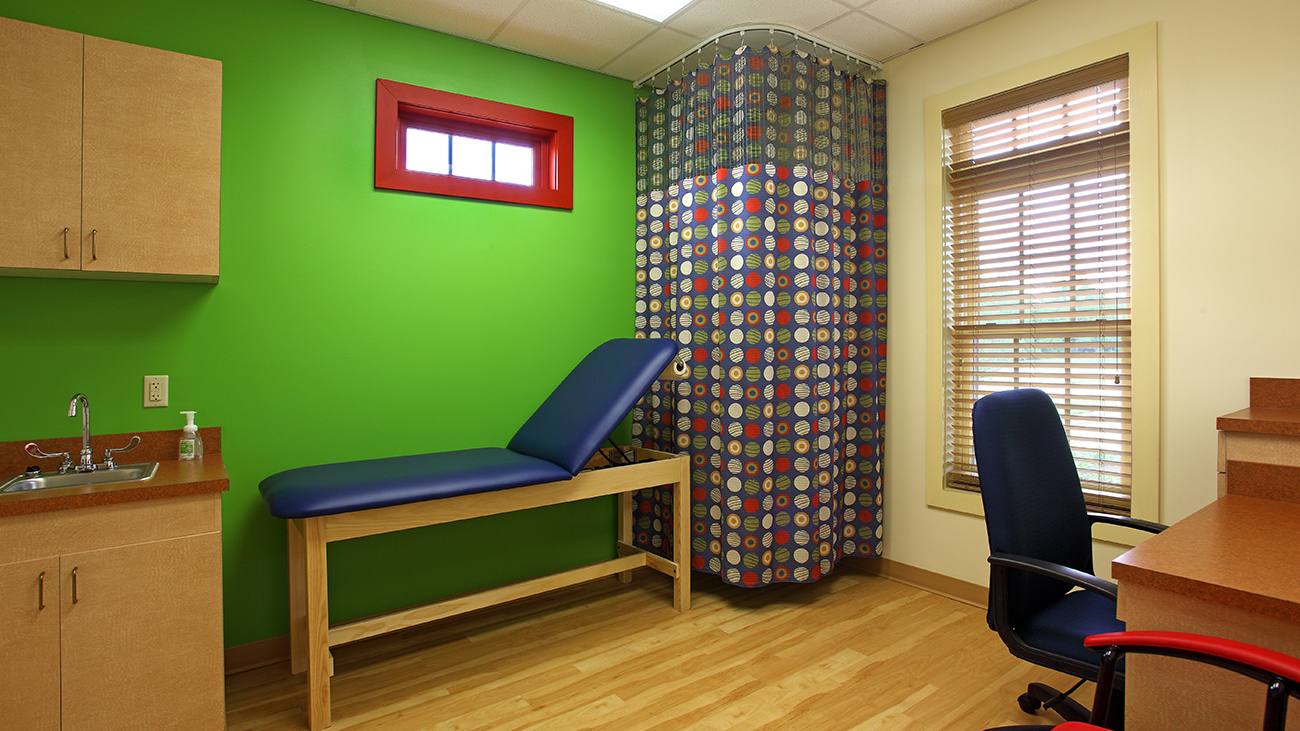 The Pediatric Clinic