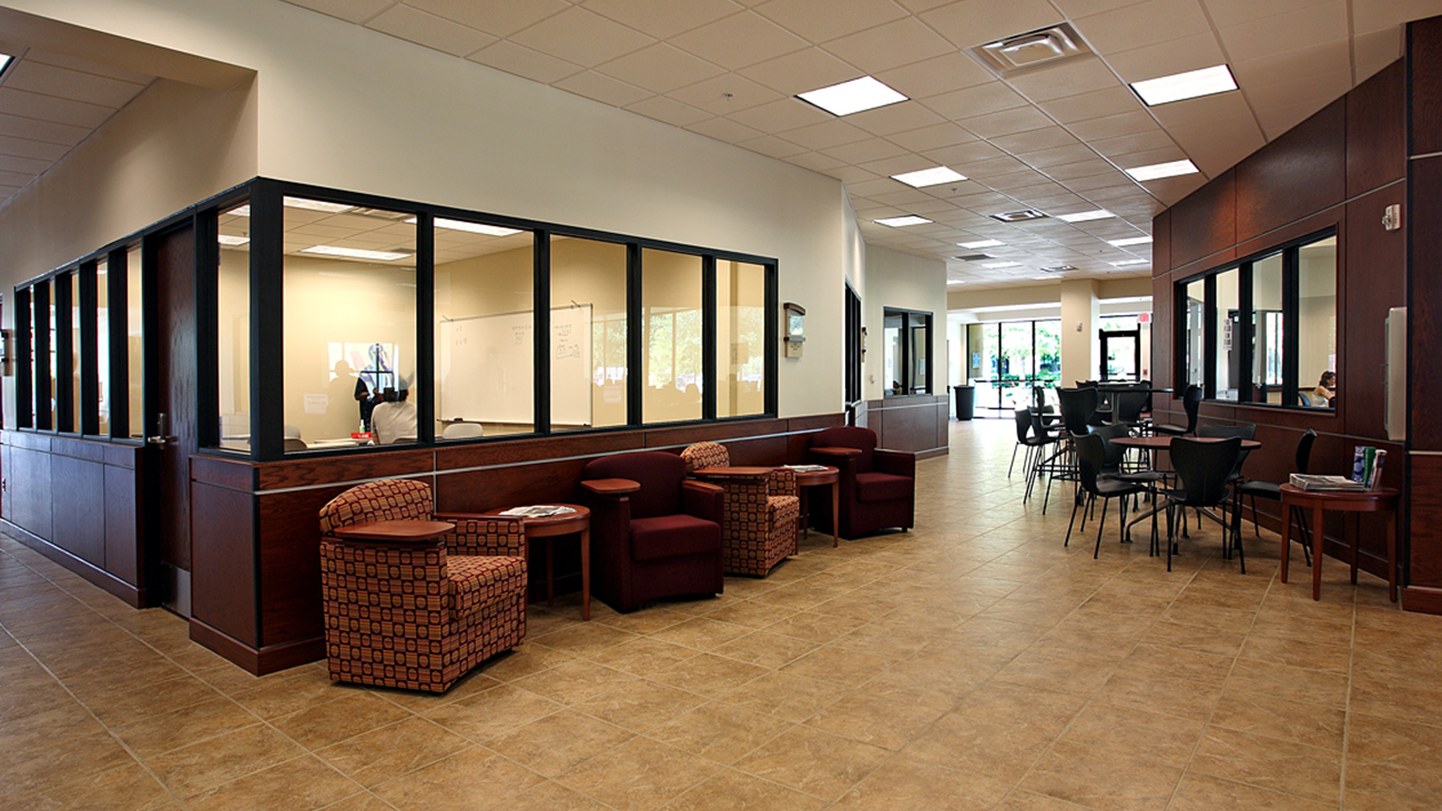 ULM Clarke Williams Student Success Center