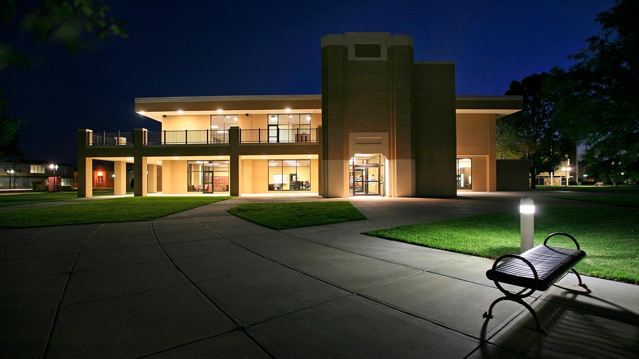 ULM Student Union Building