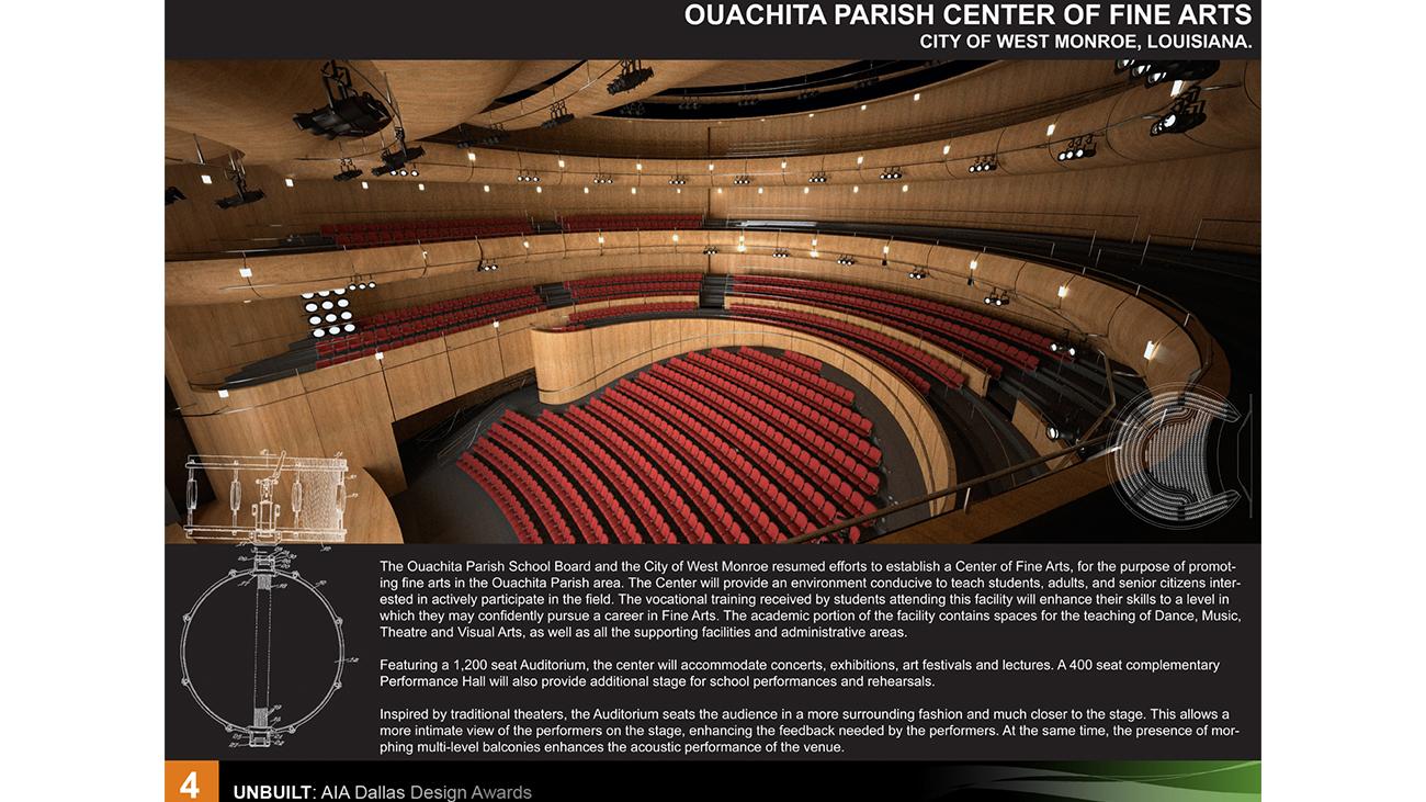 Ouachita Parish Fine Arts Center