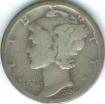 Grading Coins Fine Mercury Dime