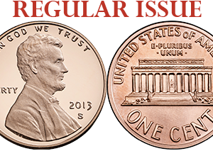 Regular Issue Coins