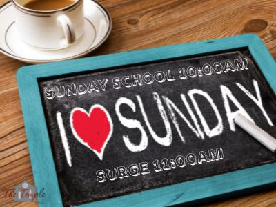 Sunday School 10_00am 1