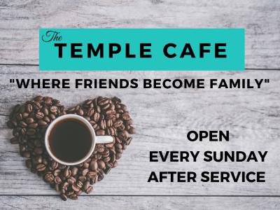 Temple cafe Web