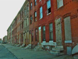 Balt slums