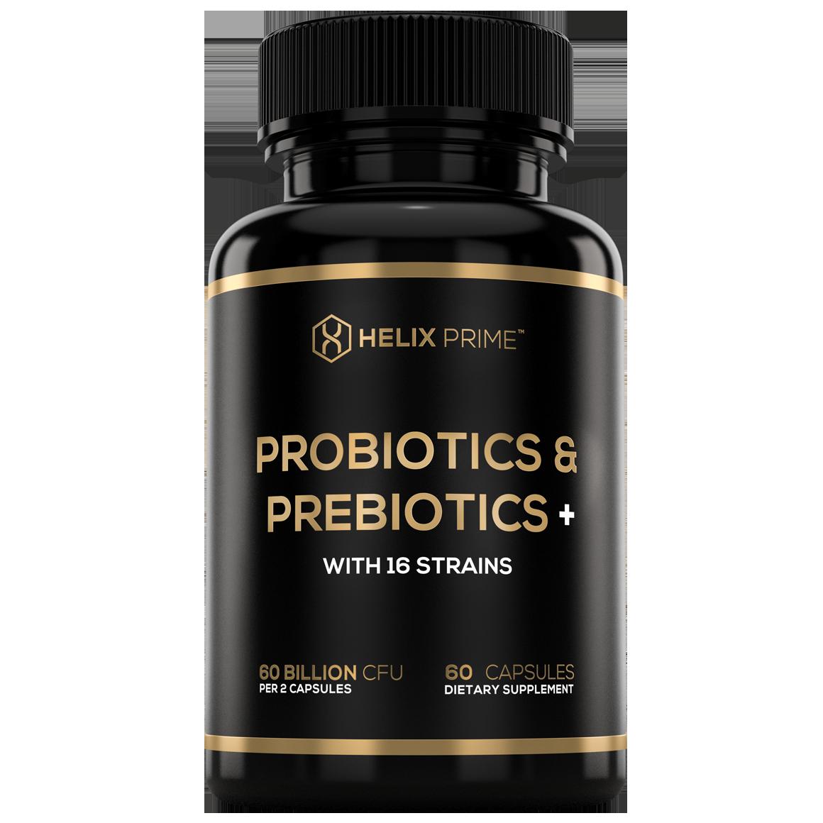 1 Probiotics