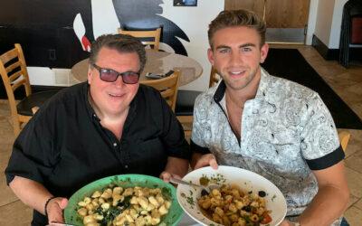 Wildwood Road Trip – Sicilian Calamari & Gnocchi