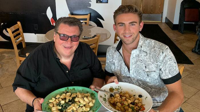Chris Ruggiero In The Kitchen with Joey M's