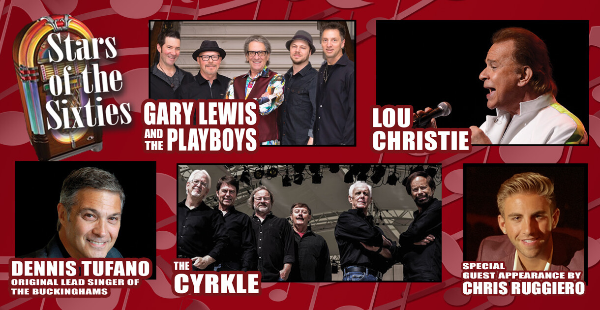 2021-01-29-Clermont-Stars of the Sixties concert with Chris Ruggiero