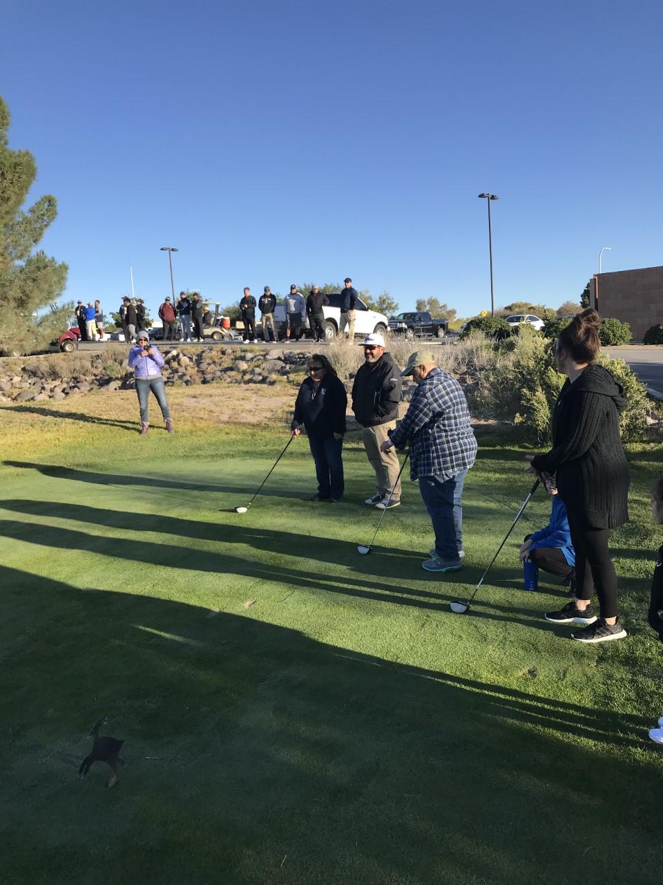 Next Golf Tournament