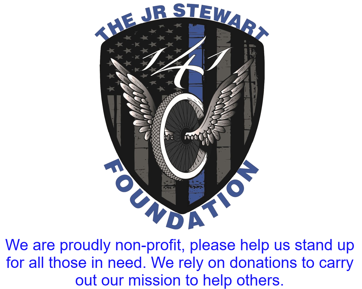 The JR Stewart 141 Foundation
