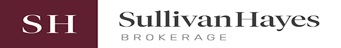 Advertising banner for Sullivan Hayes Brokerage