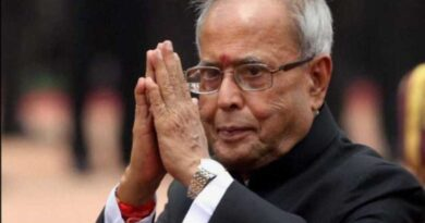 He is grandfather for politics ... Johar Pranab ji