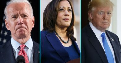 Kamala Harris to be first woman president is a disgrace to America- Trump