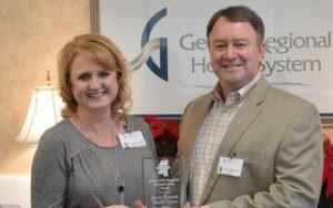 George Regional Hospital Honored with  Hospital Strength Index Award
