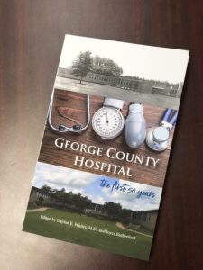 George Regional Hospital Hosts Book Signing