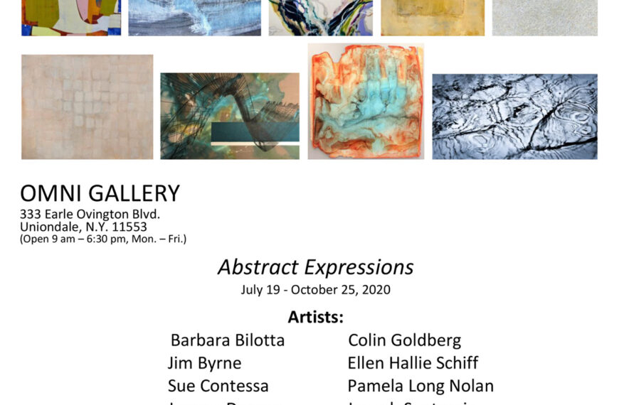 Omni Art Gallery  Abstract Expressions