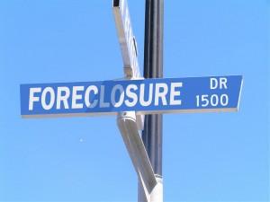foreclosures street