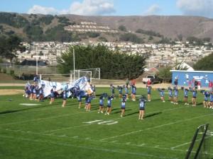 SSFHS Cheerleaders Photo courtesy of Francisca Felix