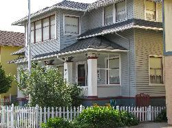 The Plymire-Schwarz House on Grand Ave