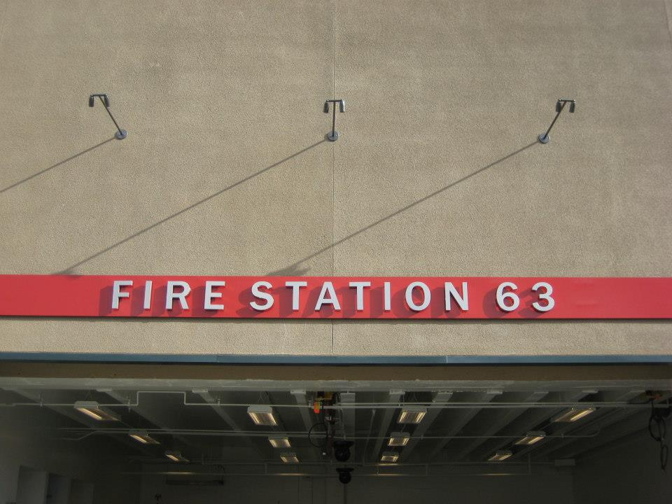 Fire Station 63, located in Buri Buri, was dedicated November 2012 and re-opened April 2013 after extensive upgrades were completed Photo: ESC