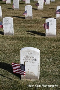 Graves Unknown US Salior GGNC