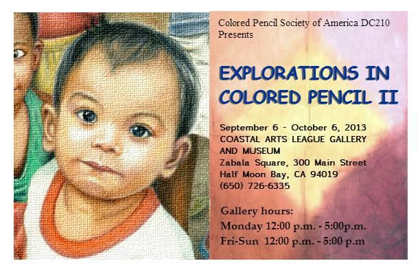 SSF Artiist in HMB gallery 9.6 to 10.6 2013