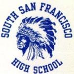 SSF HS Logo with blue warriro