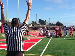 6-0 South City after one-yard Maluia run (PAT blocked). 9:37 in second quarter. Photo: John Baker