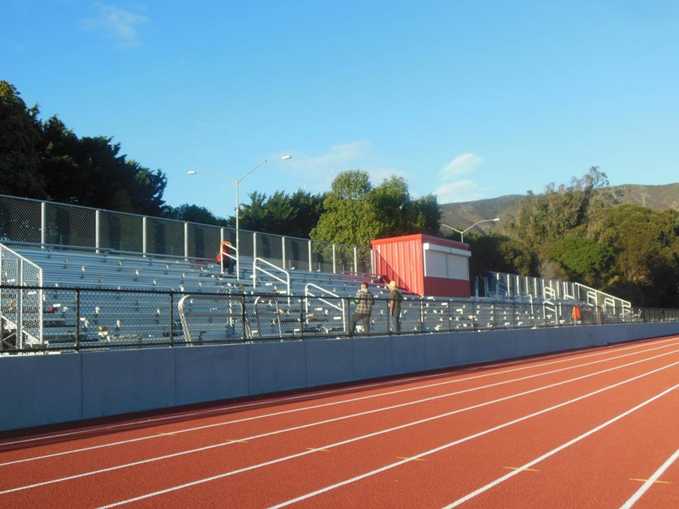 ECHS Track has long been used by neighbors