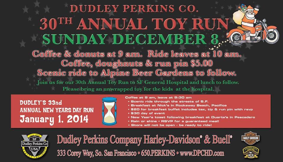 Dudleys new year run