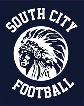 SSF Football Warriors Logo Mark Mclaughlin