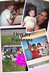 Submitted by Monique Lopez in honor of her grandparents