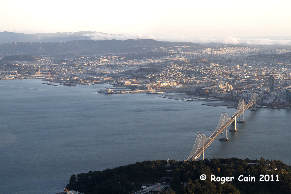 SF Waterfront Roger Cain