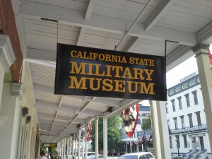 California Military Museum is another MUST GO!