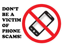 fake phone scams