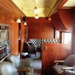 Attention to every detail on this renovation makes the First Class trip worth it Photo ESC