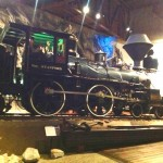 The Train Museum houses 21 meticulously restored locomotives. cars & exhibits Photo ESC
