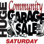 SSF City Wide Garage Sale SATURDAY SEPT 13th