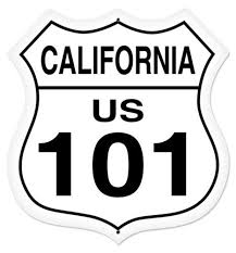 ca us 101 sign