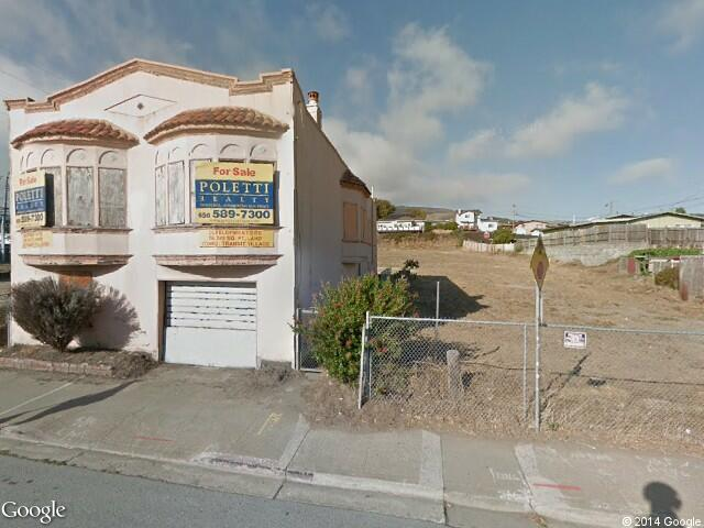 How the properties looked prior to construction Google